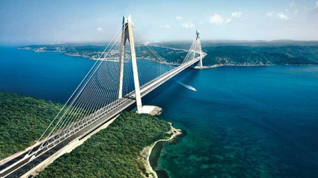 Yavuz Sultan Selim Köprüsü Çinli şirkete satılıyor