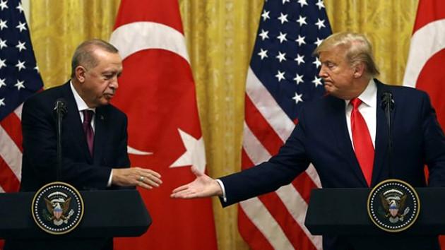 Trump, Türkiye yaptırımlarını önlemek için devreye girdi