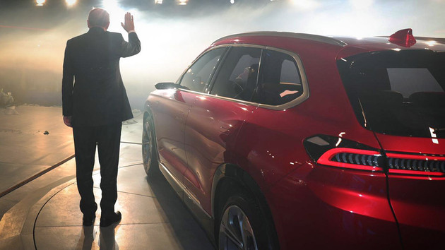 Erdoğan, yerli otomobili tanıttığı gün Cem Yılmaz'ı geride bıraktı