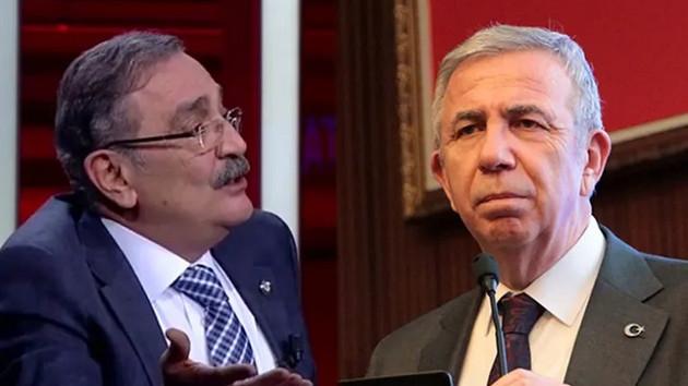 AK Partili Saraç'ın yaptığı anketten Mansur Yavaş'a destek çıktı
