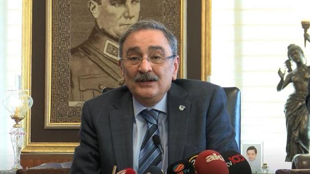Rüşvet tartışmalarıyla gündeme gelen Sinan Aygün CHP'den istifa etti!