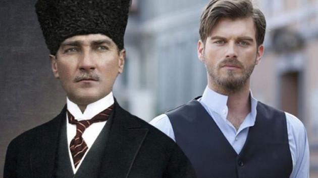 Kıvanç Tatlıtuğ, Atatürk'ü canlandıracak mı? Açıklama geldi