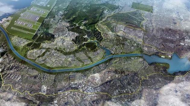 HDP'den Kanal İstanbul projesinin olası riskleri için Meclis araştırması