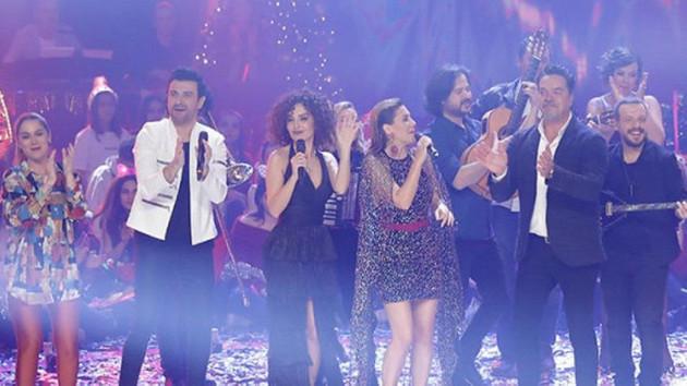 TV8 yayın akışı: O Ses Türkiye yılbaşı özel konukları kimler?