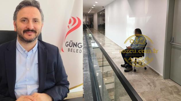 AKP'li Güngören Belediyesi'nde personele tuvalet kapısında oturma cezası