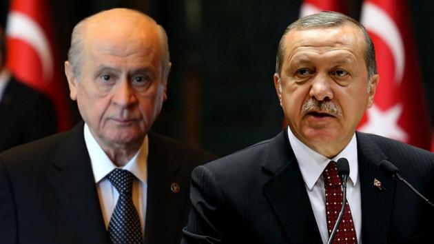 Son ankete göre MHP ve AKP'nin oy oranlarını açıkladı
