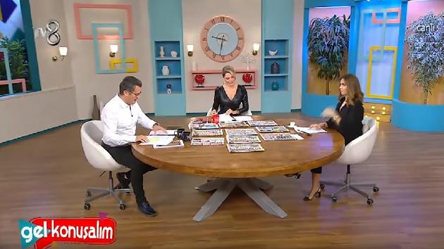 Zeynep Korel'den ünlü sunuculara suç duyurusu