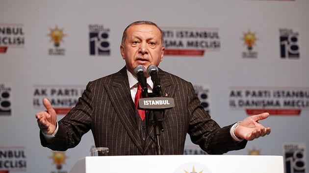 Erdoğan'dan Babacan ve Davutoğlu'na şok sözler: Halkbank'ı dolandırıyorlar