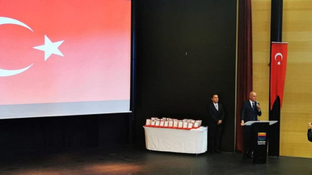 Muğla'da tepki çeken tören: Atatürk ve Ecevit'i unuttular!