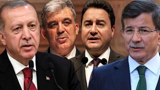 Erdoğan'dan Davutoğlu'na sert tepki: Malum zat..