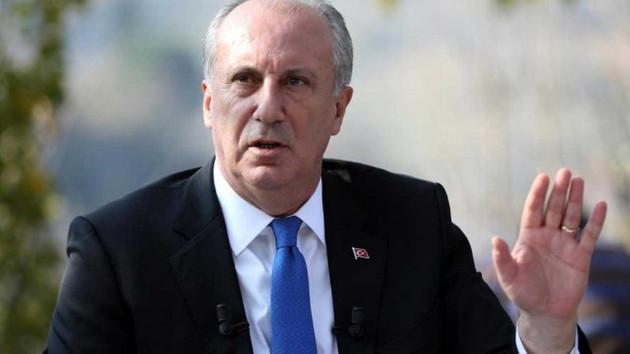 Kılıçdaroğlu'nun o hareketi Muharrem İnce'yi çileden çıkardı