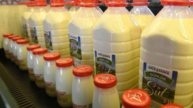 Mansur Yavaş talimat verdi: Halk Süt satışı başladı