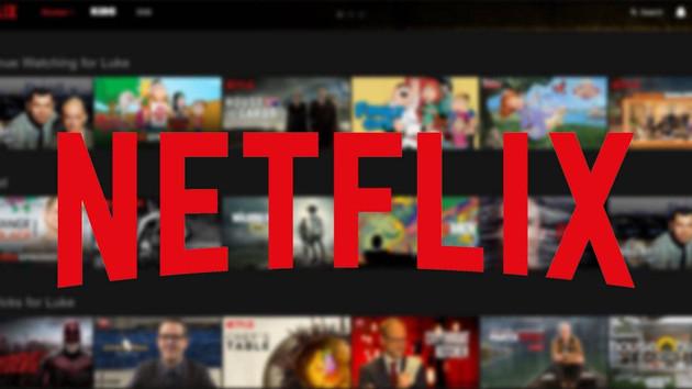 Netflix logosunu değiştirdi