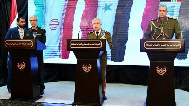 Suriye, Irak, İran zirvesinden PKK'ya net mesaj: Uzlaşmazsanız operasyon yaparız