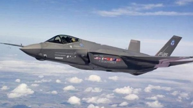 Türk pilotların ABD'deki F-35 eğitimi durduruldu