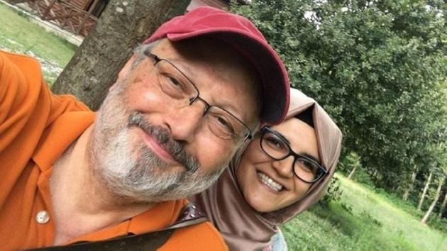 Kaşıkçı'nın nişanlısı: Erdoğan bana, karşımızdaki normal bir ülke değil dedi