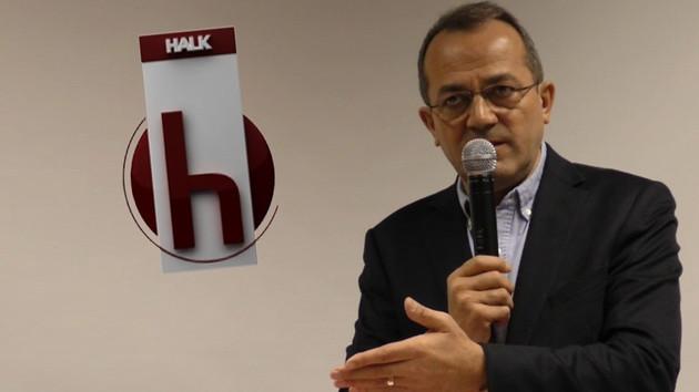 Halk TV'de flaş gelişme: Şaban Sevinç istifa etti