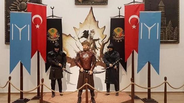 Tarihi skandal! Engin Altan'ı, Ertuğrul Gazi yaptılar