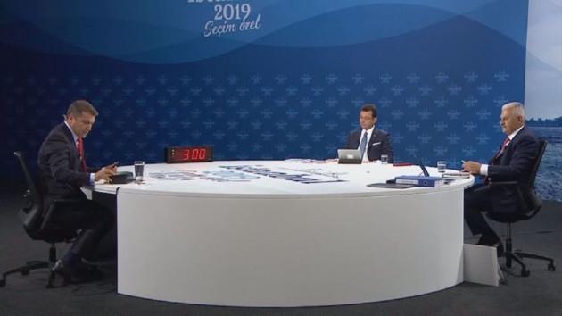 AKP'de, Binali Bey'i TV programı da kurtaramadı yorumları yapılıyor