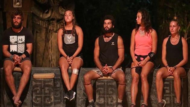 Finale günler kaldı! Survivor son bölümde kim elendi?