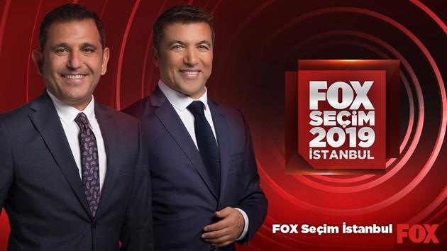 Fatih Portakal ve İsmail Küçükkaya ile FOX Seçim Özel Yayını CANLI İZLE
