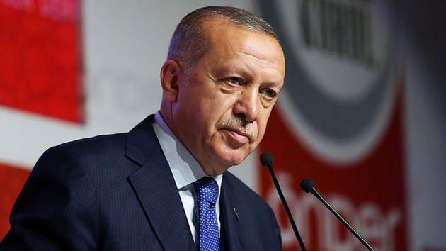 Erdoğan'dan teşekkür mesajı: Daha çok hedefimiz var