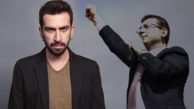 Erdem Yener'den Ekrem İmamoğlu'na olay mesaj