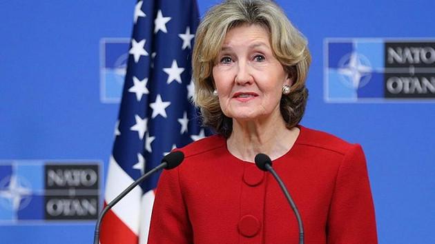 ABD'nin NATO temsilcisi: Türkiye F-35 sisteminden çıkarılacak