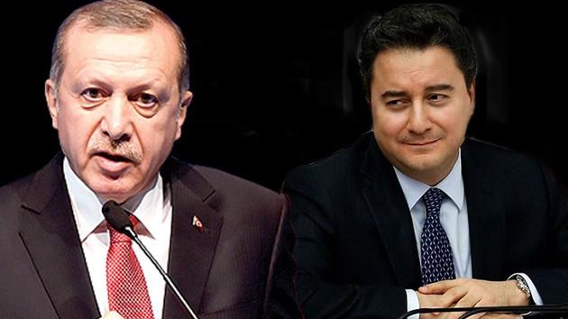 Erdoğan'dan Babacan'a: Ümmeti parçalamaya hakkınız yok