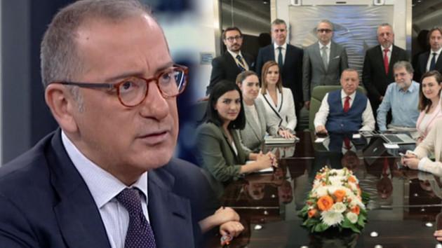 Fatih Altaylı'dan Ahmet Hakan'a uçak tepkisi: Asıl salaklık...