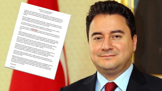 Sözcü yazarı Çiğdem Toker: Babacan'ın istifa açıklamasında az kullanılan bir sözcük dikkatimi çekti