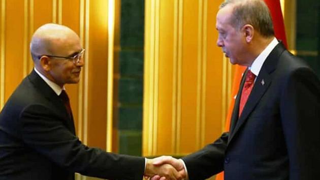 Erdoğan'dan Mehmet Şimşek'e: Zaman zaman bir araya gelelim