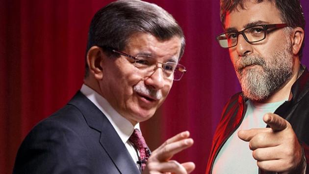 Ahmet Hakan'dan Ahmet Davutoğlu'na tepki: Boşuna ağlamasın