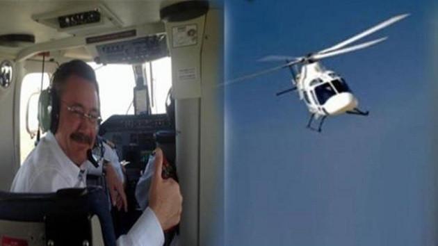 Melih Gökçek'in kiralık helikopterleri! Vatandaşın paraları böyle uçmuş...
