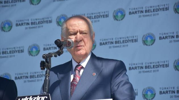 Bahçeli: Serok Ahmet nifak aşılamakla meşgul