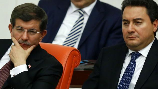 Ali Babacan Ahmet Davutoğlu beraberliğine finans engeli