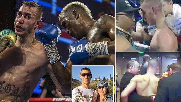 Rus boksör ringde aldığı darbeler nedeniyle öldü