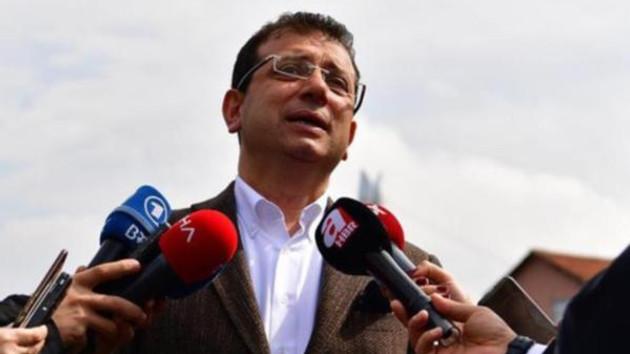 İBB Başkanı Ekrem İmamoğlu'dan Basın Bayramı mesajı