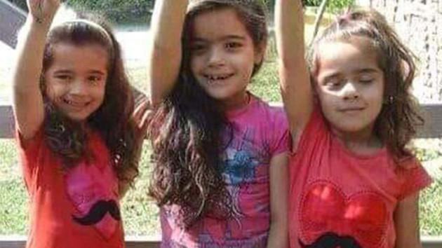 Selde kaybolan minik Sinem'in cansız bedeni bulundu
