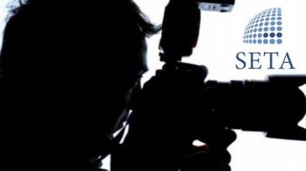 SETA gazetecileri fişleyecek cesareti nereden alıyor?