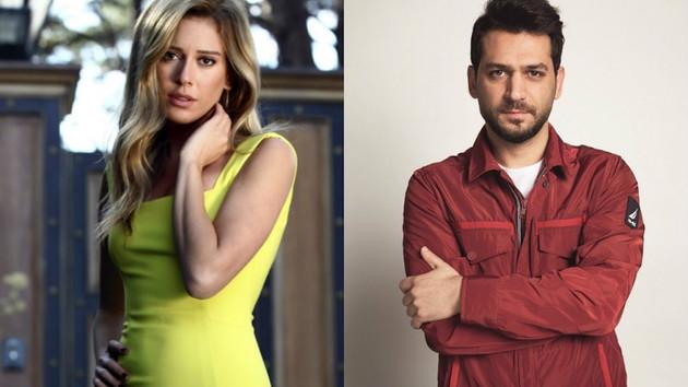 Sinem Kobal ve Murat Yıldırım aynı dizide rol alacak