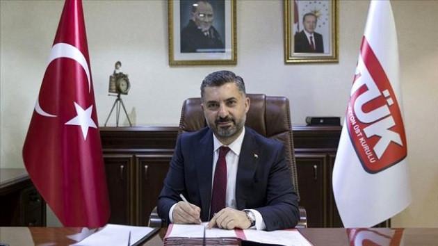 RTÜK Başkanı, Netflix ve Blu TV'ye sansür iddiaları hakkında konuştu