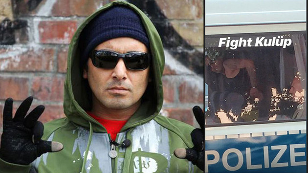 Gözaltına alınan Killa Hakan serbest bırakıldı