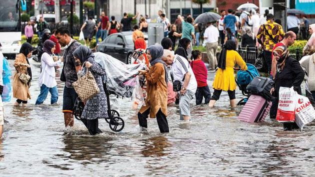 Meteoroloji'den İstanbul ve çok sayıda kente kritik yağış uyarısı