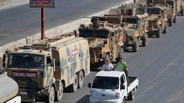 Guardian: Türkiye Suriye'ye önemli sayıda tank ve asker gönderdi