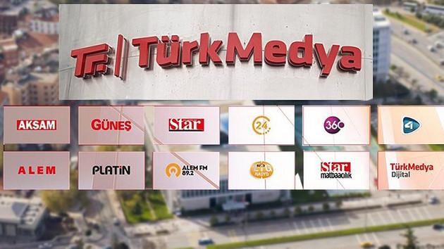 TürkMedya'da büyük tensikat