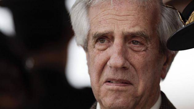 Uruguay Başkanı Vazquez akciğer kanseri oldu
