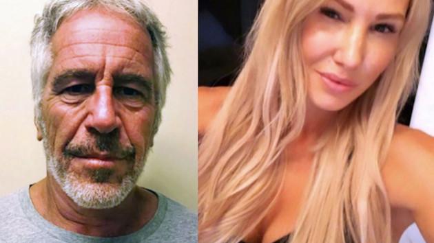İngiliz model Jeffrey Epstein tarafından grup sekse zorlanmış