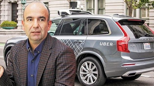 Zaman'ın eski yayın yönetmeni Abdülhamit Bilici ABD'de Uber sürücüsü oldu