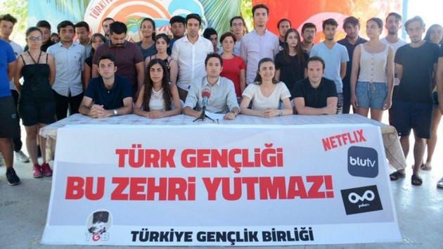 Türkiye Gençlik Birliği'nden RTÜK'e sansür desteği: Yutturamazsınız!